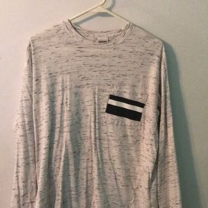 long sleeve PINK t-shirt
